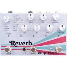 Empress Effects Reverb Guitar Pedal