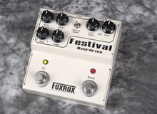 The Festival Overdrive Guitar Pedal