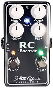 Xotic RC Booster Version 2 Booster