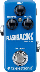 TC Electronic Mini Flashback Delay Guitar Pedal