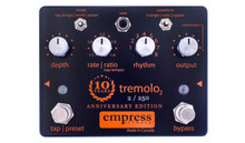 Empress 10th Anniversary Tremolo2 Guitar Pedal