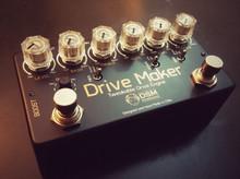 DSM Drive Maker Guitar Pedal