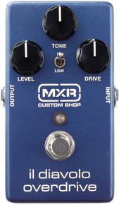 MXR Il Diavolo CSP036 Guitar Overdrive Pedal