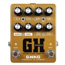 OKKO Diablo GH Signature OD/Boost Guitar Pedal