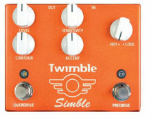 Mad Professor Twimble   Overdrive and Predrive Guitar Pedal