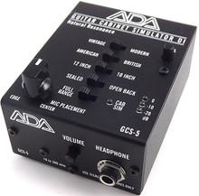 ADA GCS-5 Guitar Cabinet Simulator& DI Box Pedal
