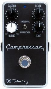 Keeley Compressor Plus Guitar Pedal