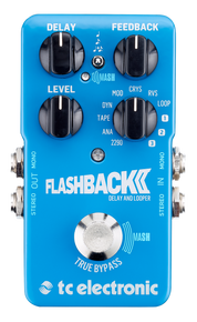 TC Electronic Flashback Delay 2 Guitar Pedal