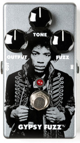 Dunlop Jimi Hendrix Gypsy Fuzz JHM8 Guitar Pedal