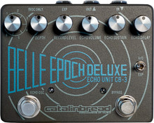 Catalinbread Belle Epoch Deluxe Delay Guitar Pedal