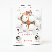Keeley Caverns Delay Reverb v2 Guitar Pedal