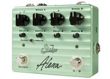 Suhr Alexa Analog Chorus/Vibrato Guitar Pedal