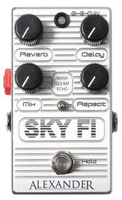 Alexander Sky Fi Guitar Delay Pedal
