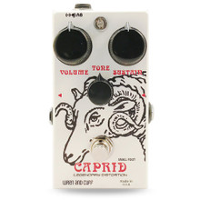 Wren and Cuff Small Foot Caprid Guitar Pedal