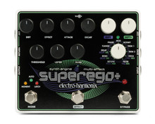 Electro Harmonix SuperEgo Plus Guitar Pedal