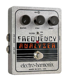 Electro Harmonix Frequency Analyzer