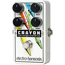 Electro-Harmonix  Crayon Overdrive Guitar Pedal