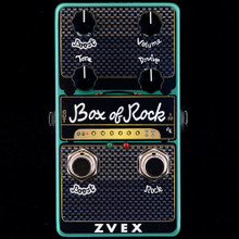 Zvex Box of Rock Vertical Guitar Pedal