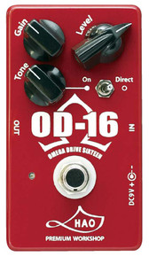 HAO OD-16 Overdrive Guitar Pedal