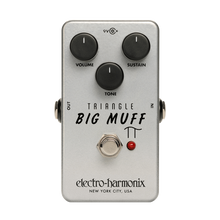 Electro Harmonix Triangle Big Muff Re-Issue Guitar Pedal