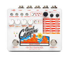 Electro Harmonix Grand Canyon Guitar Pedal