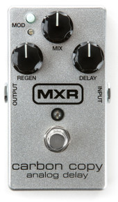 MXR M169A Carbon Copy 10th Anniversary Analog Delay Guitar Pedal
