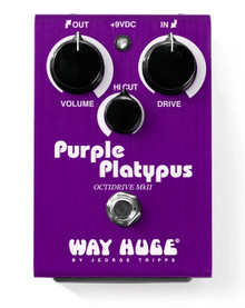 Way Huge Purple Platypus MkII Octidrive Guitar Effects Pedal WHE800