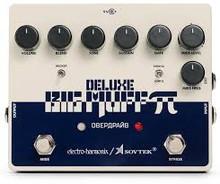 Electro Harmonix Sovtek Deluxe Big Muff Pi Guitar Pedal