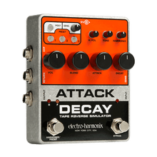 Electro-Harmonix Attack Decay Tape Reverse Simulator Guitar Pedal