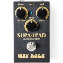Way Huge Smalls Supa-Lead Overdrive Guitar Pedal