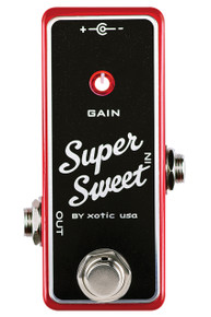 Xotic Super Sweet Guitar Pedal