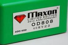 Maxon 40th Anniversary OD808 Overdrive Guitar Pedal