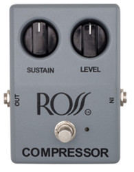 Ross Compressor Guitar Pedal