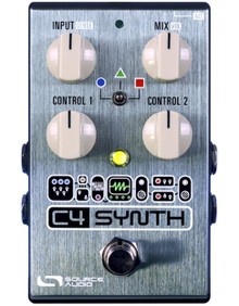 Source Audio C4 Synth Guitar Pedal