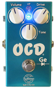 Fulltone Germanium OCD Guitar Overdrive Pedal‎