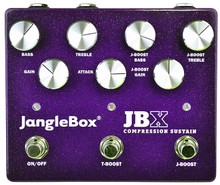 Janglebox JBX Compressor Boost Guitar Pedal