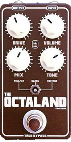 King Tone The Octaland Mini Guitar Pedal
