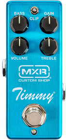 MXR TIMMY Custom Shop Overdrive Guitar Pedal CSP027