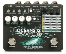 Electro Harmonix Ocean's 12 Reverb Guitar Pedal