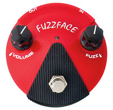 Dunlop Mini Fuzz Face - Germanium