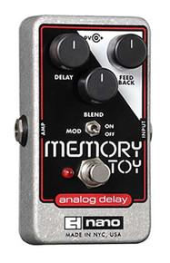 Electro Harmonix Nano Memory Toy Guitar Pedal