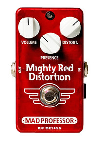 Mad Professor Mighty Red Distortion CB