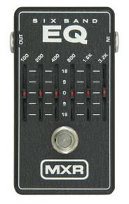 MXR 6 Band EQ