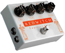Red Witch Medusa Chorus Tremolo Guitar Pedal