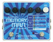Electro Harmonix Stereo Memory Man with Hazari
