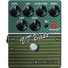Tech 21 SansAmp Character Series VT Bass