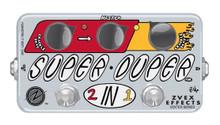ZVex Super-Duper 2-in-1 Vexter Series