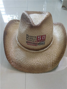Massive Murray Paddle - Official Cowboy Hat