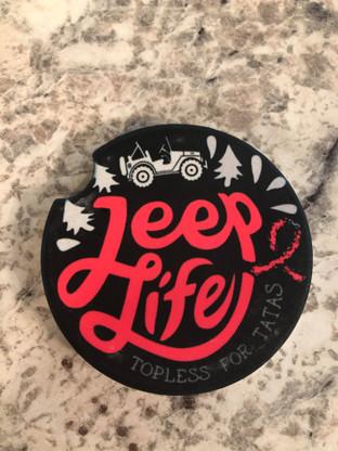 Jeep Life - Grey