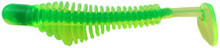Pulse R Paddle Tail - Chartreuse/Green Core